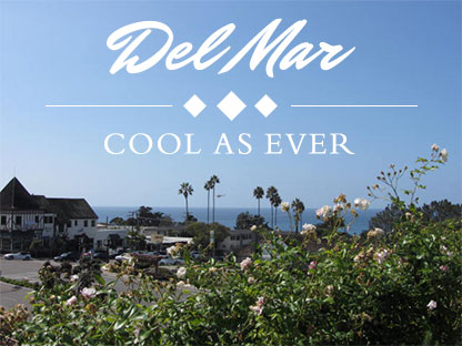 Del Mar, California.