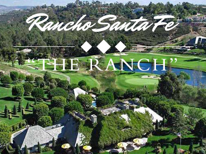 Rancho Santa Fe, California.
